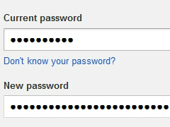 How to Change Gmail, Facebook, Twitter, and LinkedIn Password