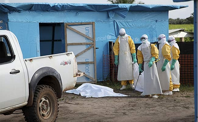 Ebola Fear Being Used to Steal Passwords: Symantec