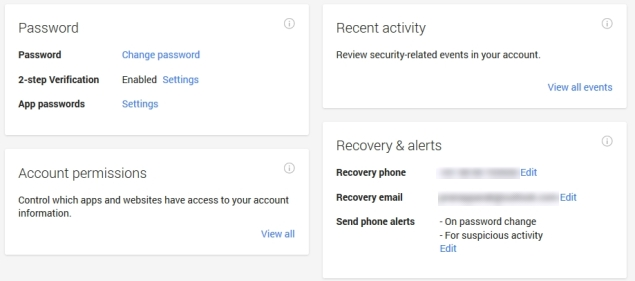 How to Change Gmail, Facebook, Twitter, and LinkedIn Password | NDTV