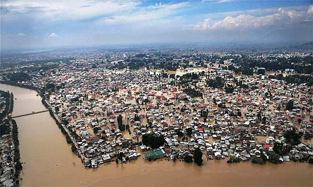 Google Launches Crisis Map For Flood-Affected Jammu and Kashmir
