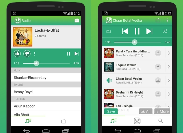 songs download android app