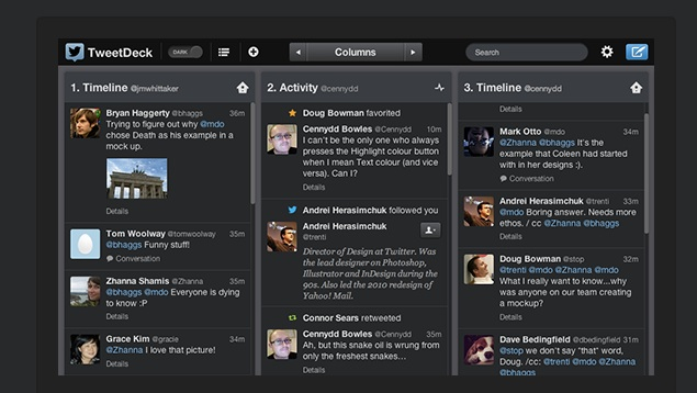 Twitter to discontinue Android, iOS and AIR TweetDeck apps, remove Facebook integration