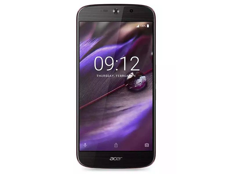 Acer Liquid Jade 2, Liquid Zest Smartphones Launched at MWC 2016