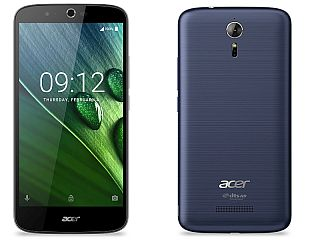 Acer Liquid Zest Plus With 5000mAh Battery Launched