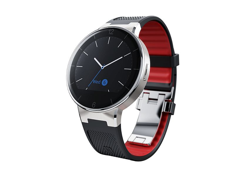 Alcatel OneTouch Watch Launched in India at Rs. 7,999