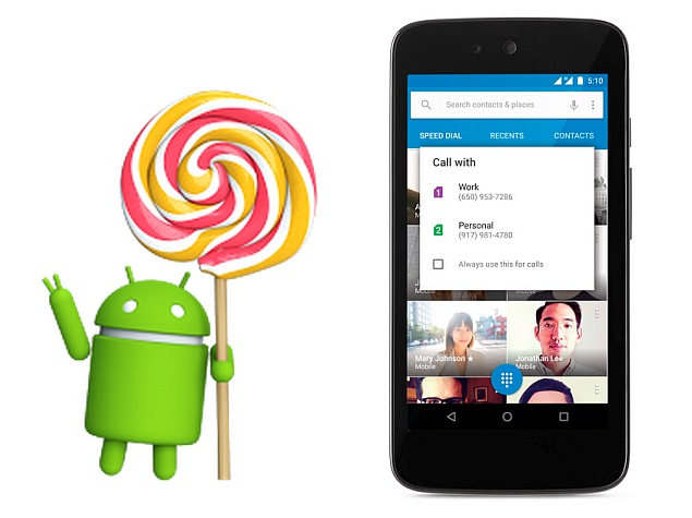Android 5.1 Lollipop Update Rollout Begins; Brings Device Protection and More