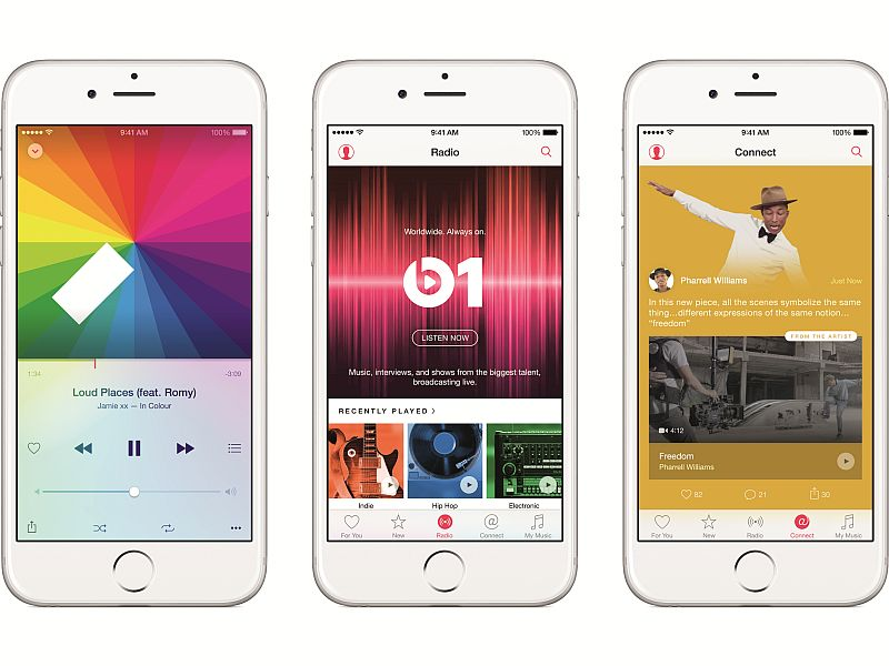 Apple Music for Android Screenshots Leaked Ahead of Launch