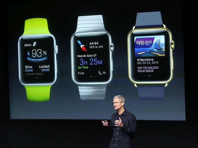 Apple Watch Sports 8GB of Storage With Limitations, 'Replaceable' Battery