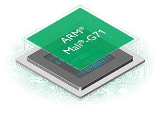 ARM Launches Cortex-A73 CPU, Mali-G71 GPU for Flagships in 2017