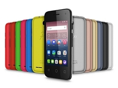 अल्काटेल वनटच पिक्सी 4 सीरीज के तीन एंड्रॉयड स्मार्टफोन लॉन्च