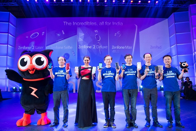 Global Launch Event Shows Importance of India as a Market, Says Asus CEO