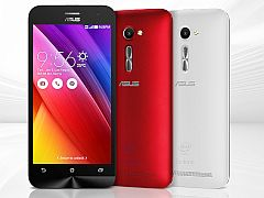Asus ZenFone 2 Series Launched in France; Price Starts at EUR 179
