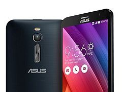 Asus ZenFone 2 With 4GB RAM, Intel Atom Z3560 SoC Launched at Rs. 18,999