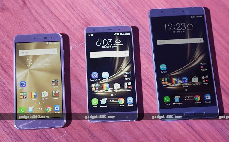 Asus ZenFone 3 Series First Impressions