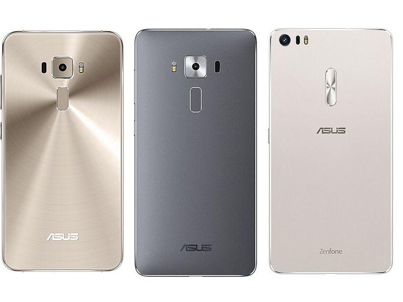 Asus ZenFone 3, ZenFone 3 Deluxe, ZenFone 3 Ultra to Go on Sale From July 12