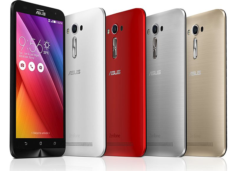 Asus Zenfone 2 Laser 5.5 With 3GB RAM Now Available at Rs. 13,999
