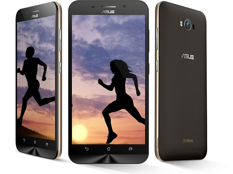 Asus ZenFone Max With 5000mAh Battery Launched At Rs 9999