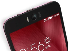 Asus ZenFone Selfie With 13-Megapixel Front and Rear Cameras Launched at Computex