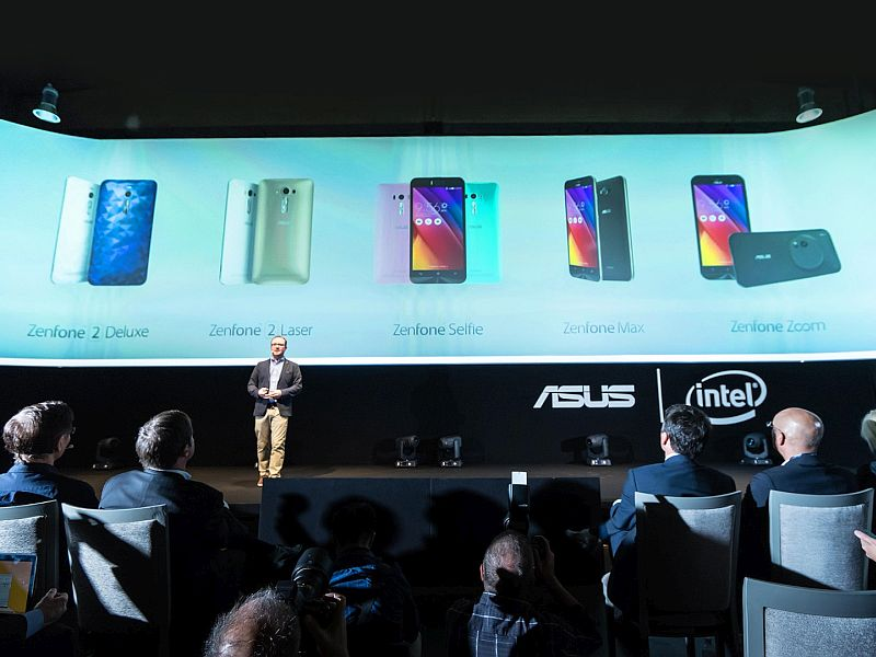 Asus ZenFone 3 Variants Spotted in Benchmark Listings