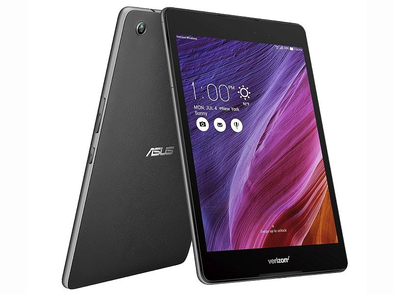 Asus ZenPad Z8 With 7.9-Inch 2K Display, 4G Support Launched
