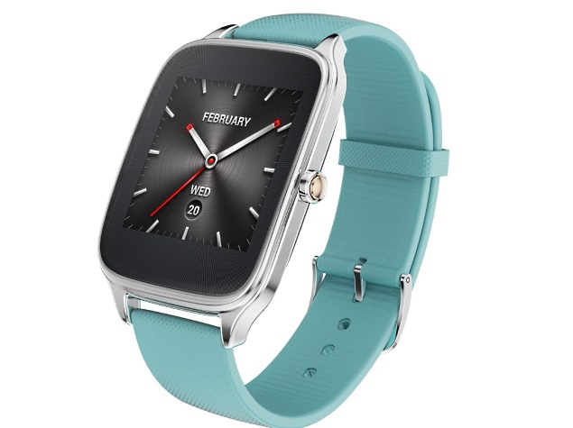 7d8a0f43b Asus ZenWatch 2 Android Wear Smartwatch Launched at Computex 2015 ...
