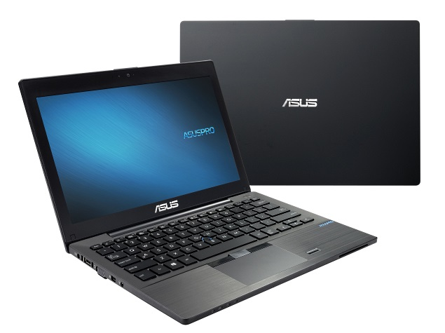 AsusPro BU201, BU401 Business-Oriented Ultrabooks Launched in India