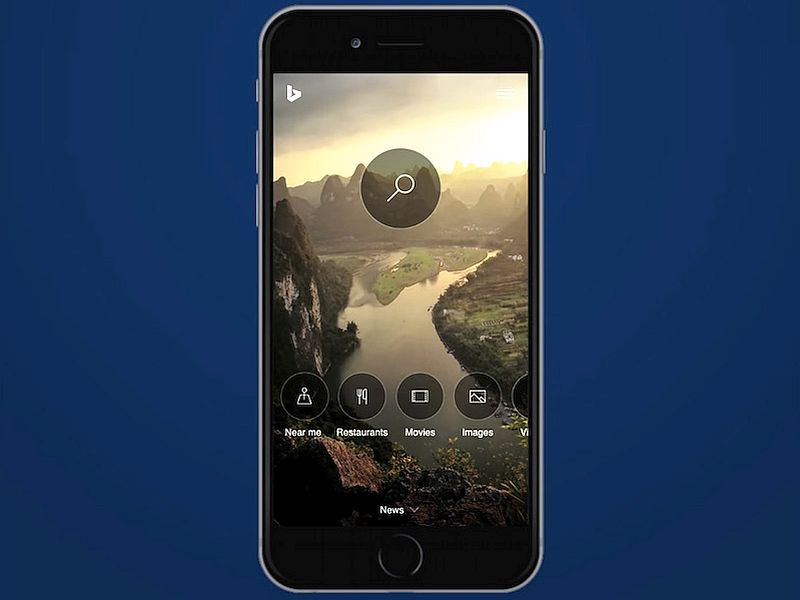 Microsoft Bing for iPhone App Revamped With Improved Search and More