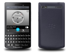 BlackBerry Porsche Design P'9983 Graphite Premium Smartphone Launched