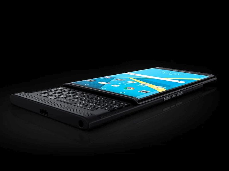 BlackBerry Priv Android Apps Hit Google Play, 'Productivity Edge' Leaked
