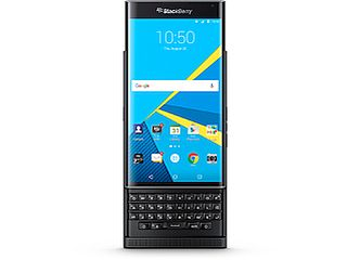 BlackBerry Priv Won't Be Getting Last Year's Android Nougat Update