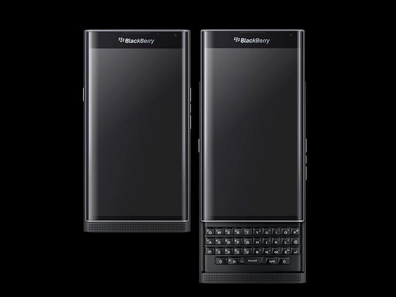 BlackBerry Priv to Get Android 6.0 Marshmallow Update Next Year