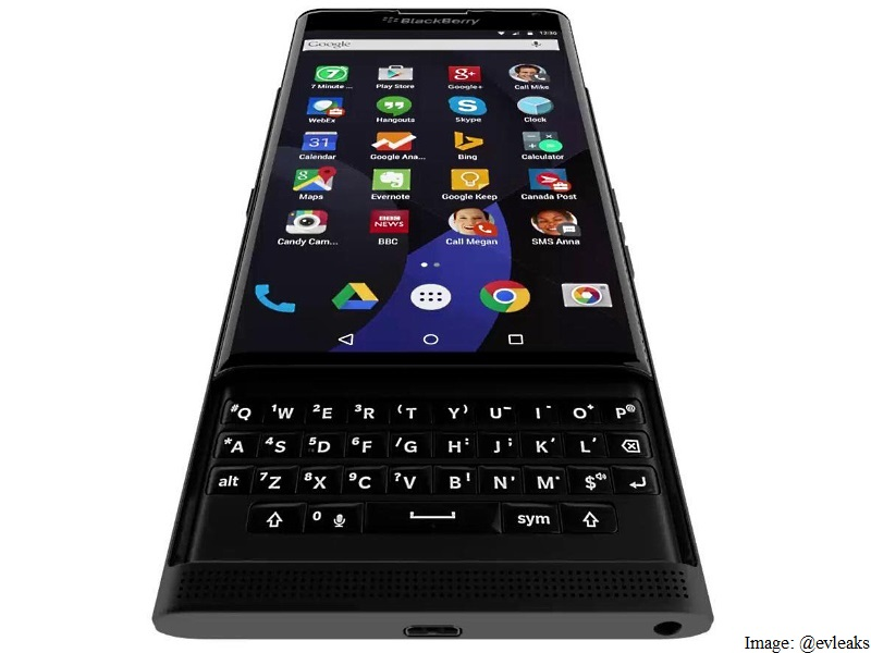 BlackBerry 'Venice' Android Slider Smartphone Renders Leaked