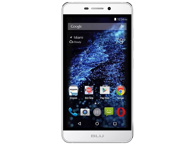 Blu Life Mark With 4G, Fingerprint Scanner Available Online at Rs. 8,999