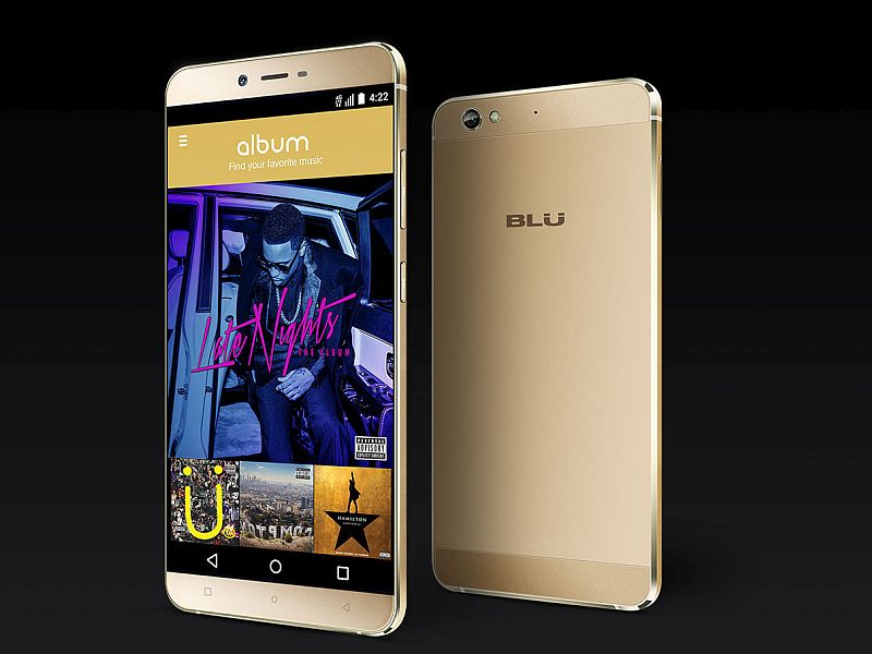 Blu Vivo 5, Vivo XL Android Smartphones Launched at CES 2016