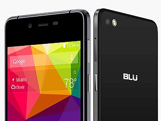 Blu Vivo Air LTE, Pure XL Android Smartphones Launched