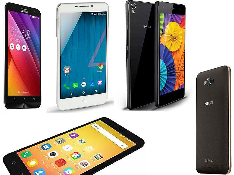 Best Camera Phones Under Rs. 10,000 [February 2016]
