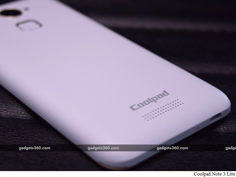 Coolpad Note 3 Plus India Launch Set for Friday