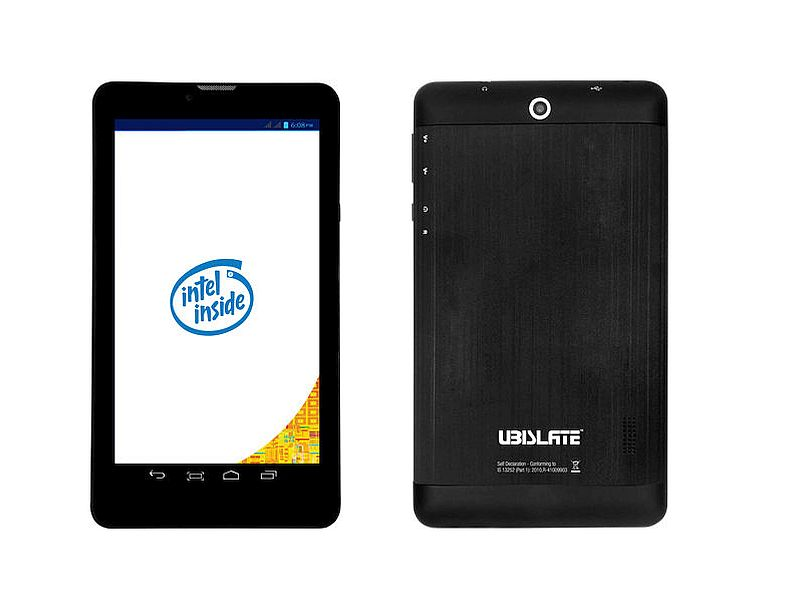 Datawind Launches Voice-Calling Tablet With Intel SoC Listed at Rs. 4,444