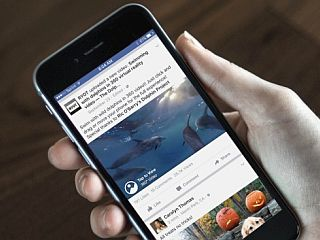 Facebook Brings 360-Degree Video Support to iPhone and iPad