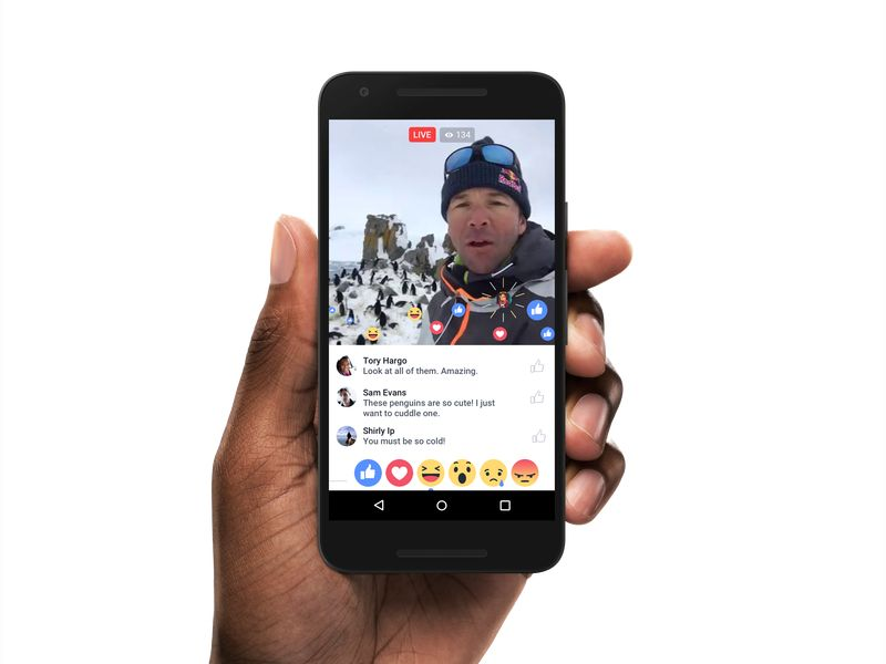 Facebook Live Gets Continuous Video Streaming and Highlights