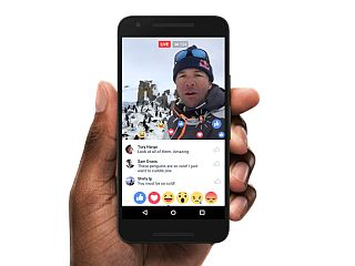 फेसबुक लाइव वीडियो फ़ीचर अब भारत में हर यूज़र के लिए उपलब्ध