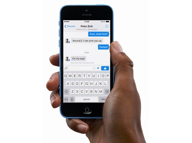 Facebook Messenger App Shares Your Exact Location With Each Message
