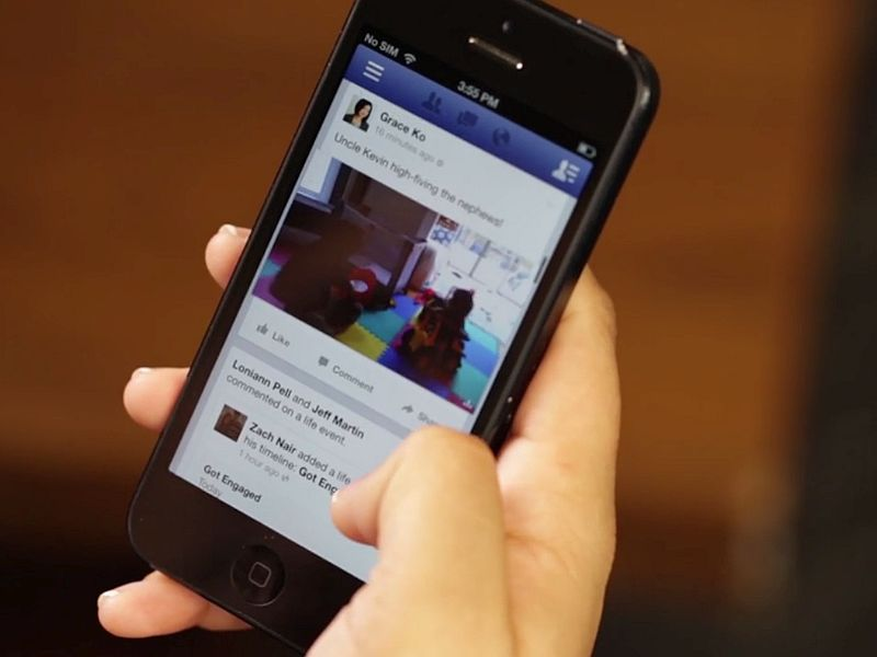 Facebook Reportedly Testing Alerts for New Posts From Friends