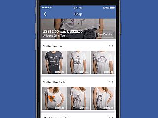 Facebook Shop Launch Lets You Buy Stuff Directly on the Social Network