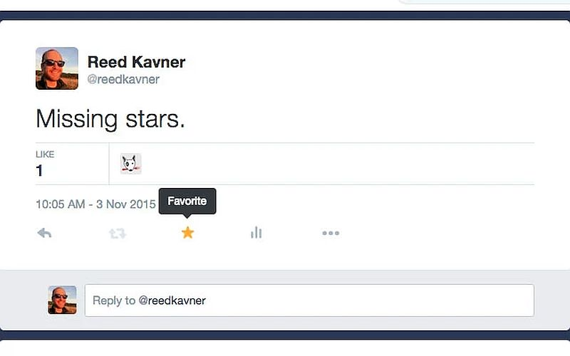 Hate Twitter's New Hearts? Here's How You Can Get Stars Back