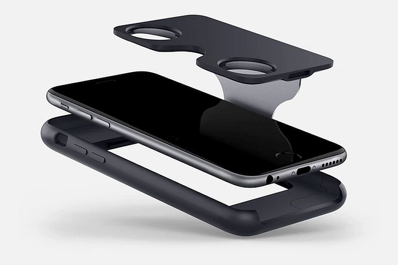Figment VR iPhone Case Doubles Up as a Virtual Reality Headset