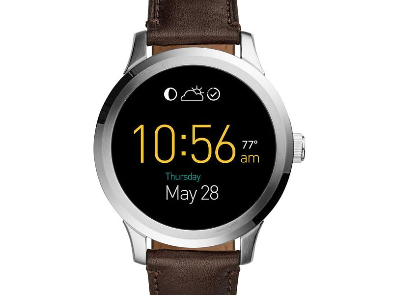 Fossil Launches Its First Android Wear Smartwatch, Other ...