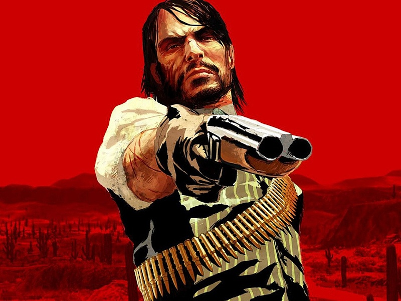 Red Dead Redemption looks wonderful on an Xbox One X