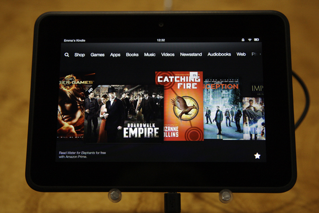 Kindle Fire HD: First impressions
