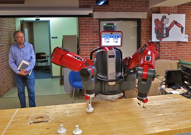 Robots that walk like humans coming soon